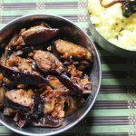 Brinjal Podi Fry Recipe – Simple Kathirikkai Varuval Recipe