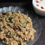 Easy Herb Chicken Biryani Recipe – Pressure Cooker Biryani Recipes