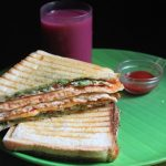 Egg Omelette Sandwich Recipe – Egg & Cheese Omelet Sandwich Recipe