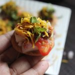 Sev Puri Recipe – Sev Papdi Chaat Recipe