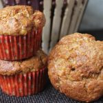 Healthy Banana Oats Muffins Recipe – Eggless Banana Oats Muffins Recipe