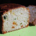 French Yogurt Cake Recipe – Simple Tutti Fruity Loaf Cake Recipe