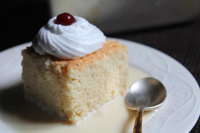 Tres Leches Cake Recipe Three Milk Cake Recipe Yummy Tummy