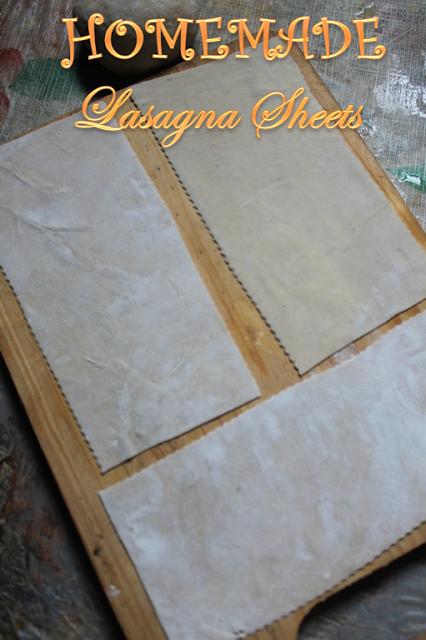 Homemade Vegan Pasta Recipe Homemade Lasagna Sheets
