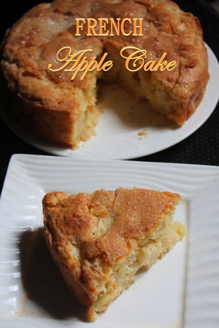French Apple Cake Recipe Yummy Tummy