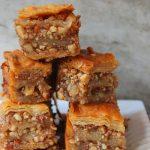 Baklava Recipe – How to Make Baklava From Scratch – Baklava with Homemade Phyllo Pastry