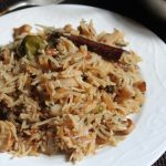 Easy Mushroom Pulao Recipe – Mushroom Pulav Recipe