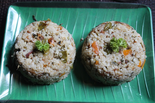 Kuthiraivali Vegetable Pulao Recipe – Barnyard Millet Pulao Recipe