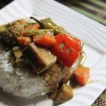 Thai Veg Green Curry Recipe – Thai Green Curry with Vegetables