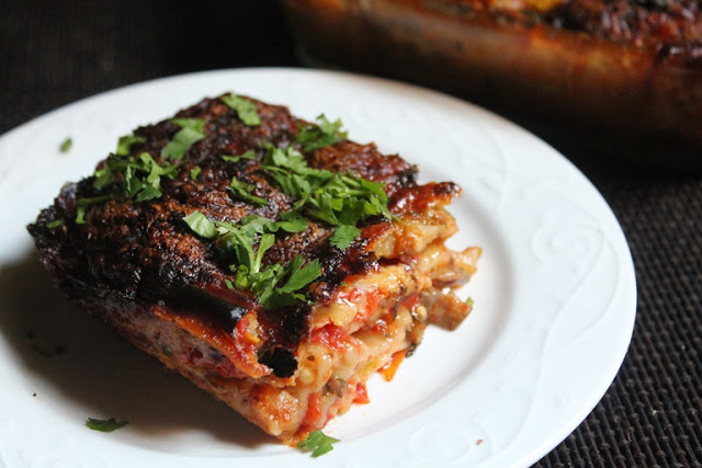 Vegetarian Lasagna Recipe – Veggie & Cheese Lasagna Recipe