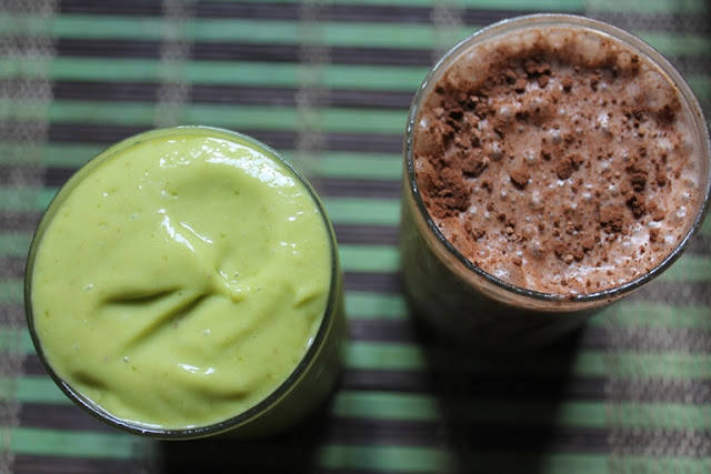 Avocado Banana Smoothie Recipe – Avocado and Banana Breakfast Smoothie Recipe