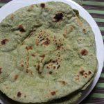 Spinach Chapati Recipe – Palak Paratha Recipe