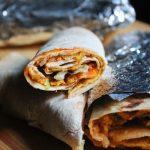Egg Omelette Wraps Recipe – Egg & Tortilla Roll Recipe – Kids Lunch Box Ideas
