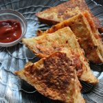 Cheese French Toast Recipe – Cheese Stuffed French Toast Recipe