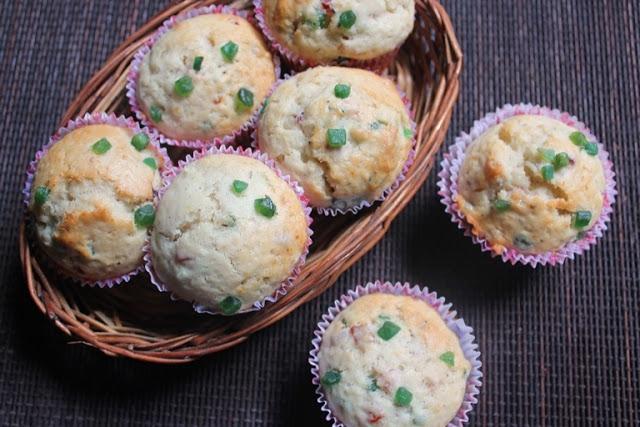 Eggless Tutti Frutti Muffins Recipe – Tutti Frutti Muffins Recipe