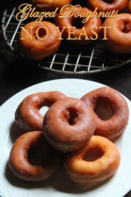 I would say that this is the best donuts i ever made. It was so fluffy and like eating a cloud that soft. You will never imagine that it has no yeast.