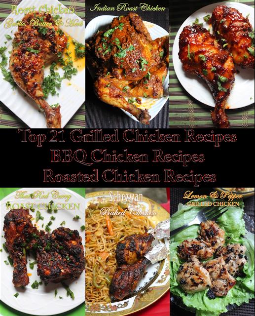Top 21 Grilled Chicken Recipes Bbq Chicken Recipes