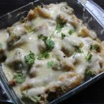 Baked Chicken & Broccoli Pasta Casserole Recipe