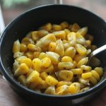 Chat Masala Cup Corn Recipe – Steamed Sweet Corn Recipe