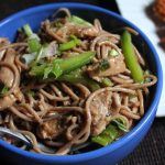 Soba Noodles & Chicken Salad Recipe