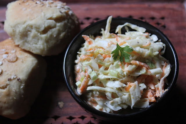 Creamy Cole Slaw Recipe – Coleslaw Recipe