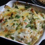 Veggie Pasta Bake Recipe – Vegetarian Baked Pasta Recipe