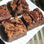 Peanut Butter Brownies Recipe – Chocolate & Peanut Butter Brownies Recipe