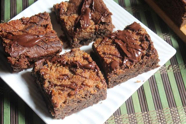 Peanut Butter Brownies Recipe – Chocolate & Peanut Butter Brownies Recipe