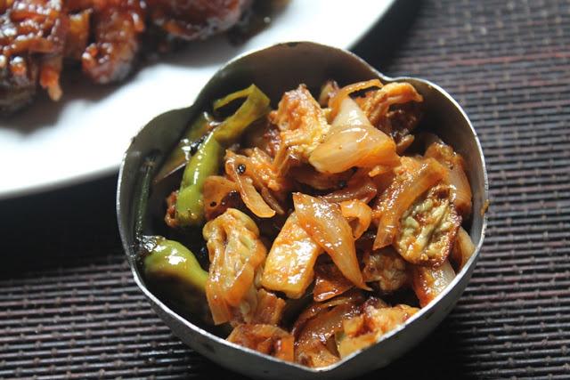 Bitter Gourd Poriyal Recipe – Pavakkai Poriyal Recipe