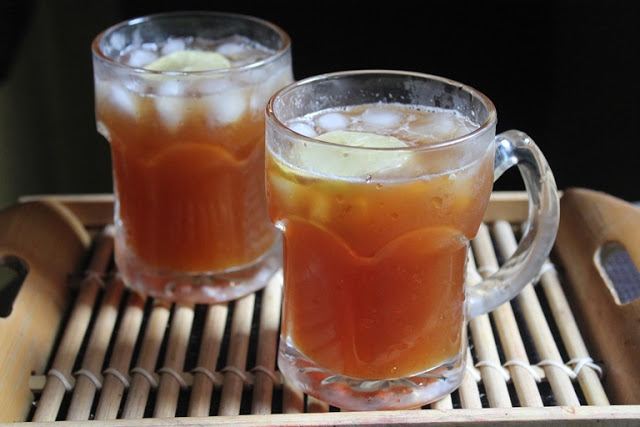Iced Lemon Tea Recipe – Iced Tea Recipe