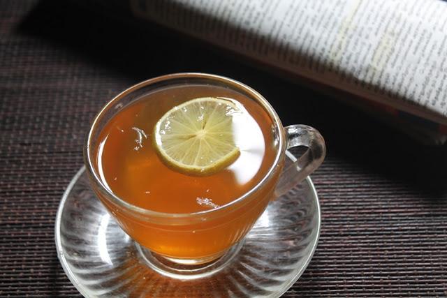 Lemon & Honey Black Tea Recipe – Lemon Tea Recipe – Weightloss Tea Recipe