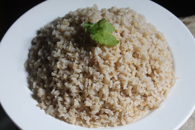 How to Cook Brown Rice – Absorption Method