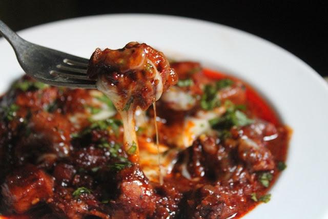 Korean Cheese Buldak Recipe – Korean Fire Chicken Dish