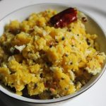 Moong Dal Sundal Recipe – Pasi Paruppu Sundal Recipe – Navrathri Recipes