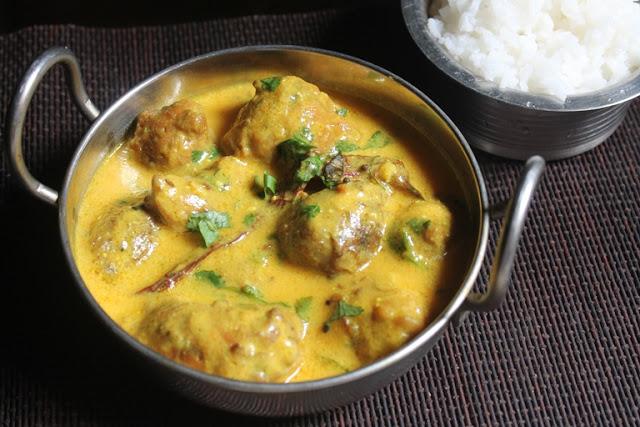 Punjabi Kadhi Pakora Recipe – Kadhi Pakoda Recipe