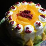 Fresh Fruit Cake Recipe – Fruit Pastry Recipe