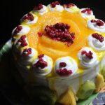 Fresh Fruit Cake Recipe – Fruit Pastry Recipe