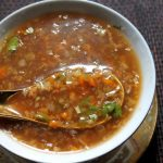 Hot and Sour Vegetable Soup Recipe – Restaurant Style Hot and Sour Soup Recipe