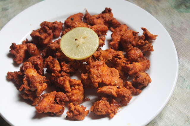 Chicken Pakoda Recipe – Chicken Pakora Recipe