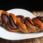 Nutella Braided Bread Recipe