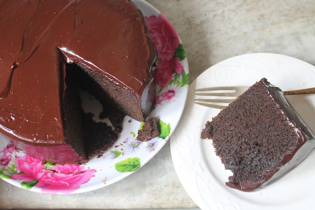 Chocolate mud cakes recipe
