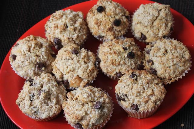 Peanut Butter Streusal Muffins Recipe – Peanut Butter Muffins Recipe