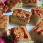 Jam Swirled Coffee Cake Recipe – Strawberry Jam Swirled Cake Recipe