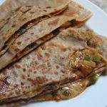 Pizza Paratha Recipe – Cheese Stuffed Paratha Recipe