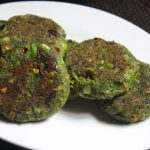 Hara Bhara Kabab Recipe – Spinach and Peas Kebab Recipe
