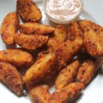 Crispy Potato Wedges Recipe