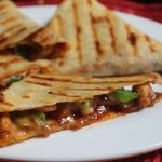Chicken Quesadilla Recipe – Chicken & Cheese Quesadilla Recipe
