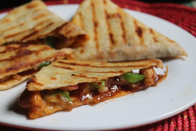 Chicken Quesadilla Recipe – Chicken & Cheese Quesadilla Recipe