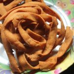 Ribbon Pakoda Recipe – Seeval Recipe