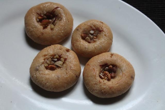 Malai Peda Recipe – Milk Peda using Condensed Milk